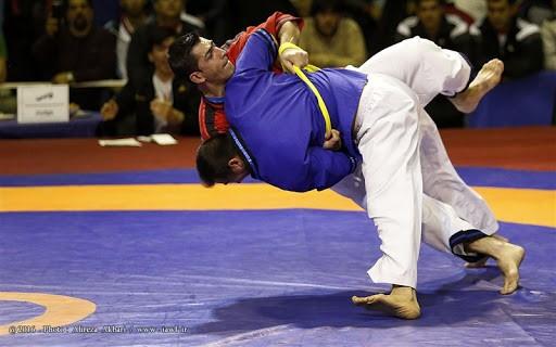 رقابت های کشتی آلیش آزاد کمربند مردان قهرمانی کشور / سرخس :