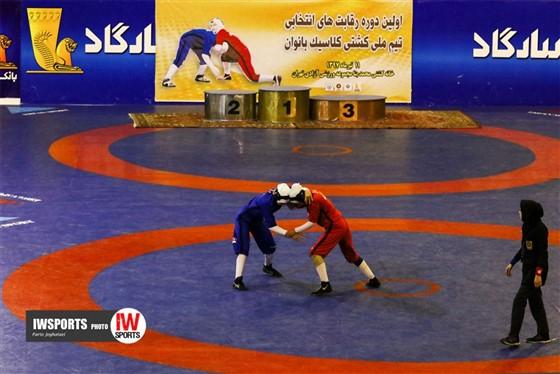 به درخواست مشاور فنی امور بانوان هیئت کشتی خوزستان :