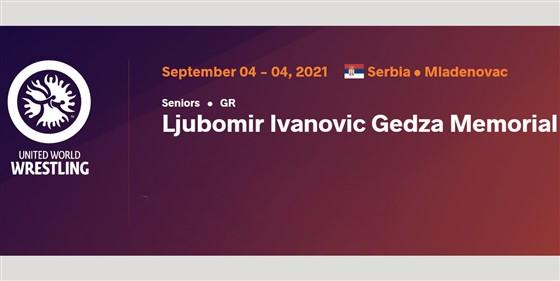 رقابت های کشتی فرنگی بین المللی بزرگسالان جام ایوانوویچ / صربستان :