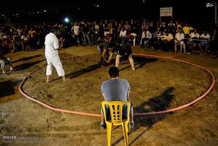 رقابت های کشتی ساحلی نوجوانان ، جوانان و بزرگسالان انتخابی باشگاههای خوزستان / شوشتر :