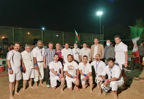 پایان رقابت های کشتی ساحلی نوجوانان ، جوانان و بزرگسالان انتخابی باشگاههای خوزستان / شوشتر :