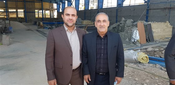 با دعوت هیئت کشتی خوزستان و در پی سفر حمیدرضا گرشاسبی مدیر عامل باشگاه فرهنگی ورزشی فولاد خوزستان به شهرستان ایذه :